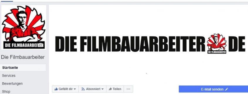 Social-Media-Strategie und Coaching DIE FILMBAUARBEITER
