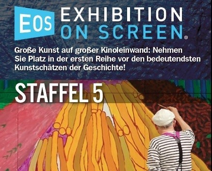 Pressearbeit und Social-Media-Relations zu EXHIBITION ON SCREEN Staffel 5